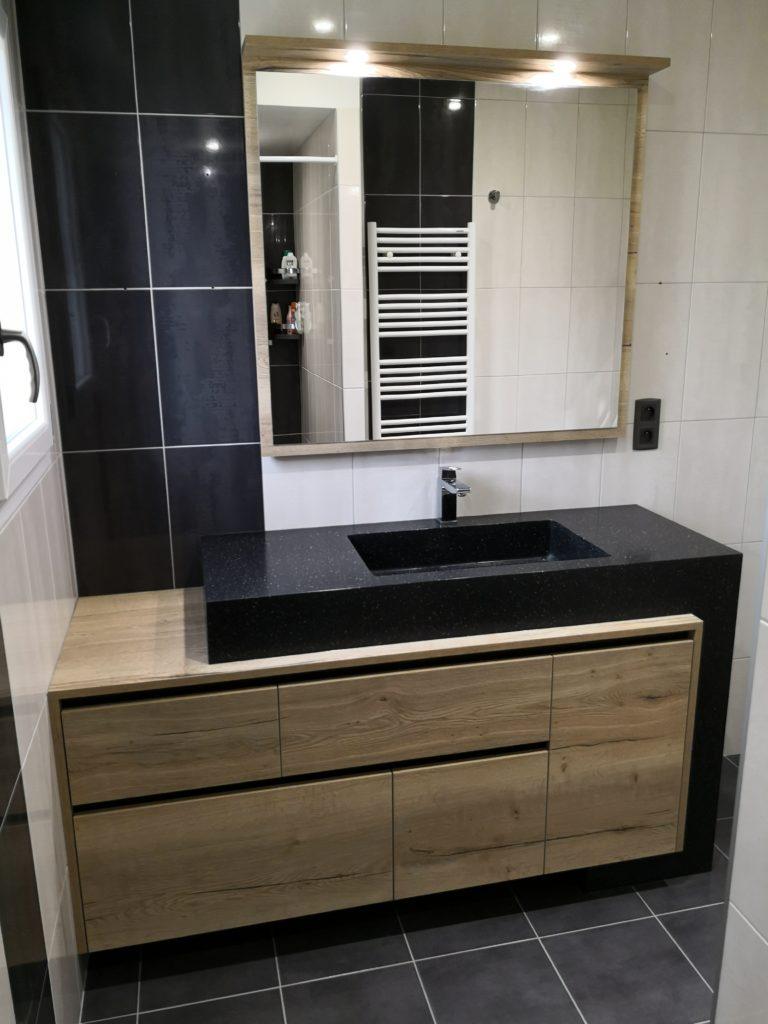 Salles de bain - M&F Agencement
