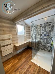 M&F Agencement - Salle de bain sur mesure